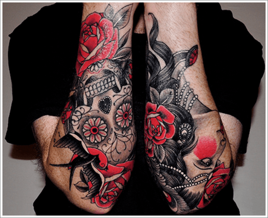 rose tattoo designs (1)