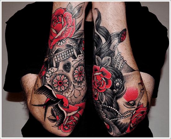rose tattoo designs (1)