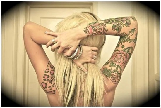 rose tattoo designs (23)