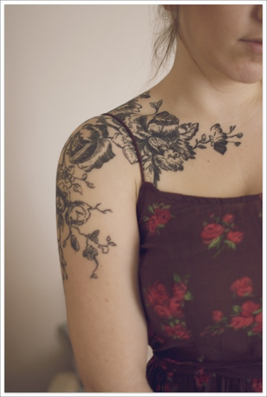 rose tattoo designs (31)