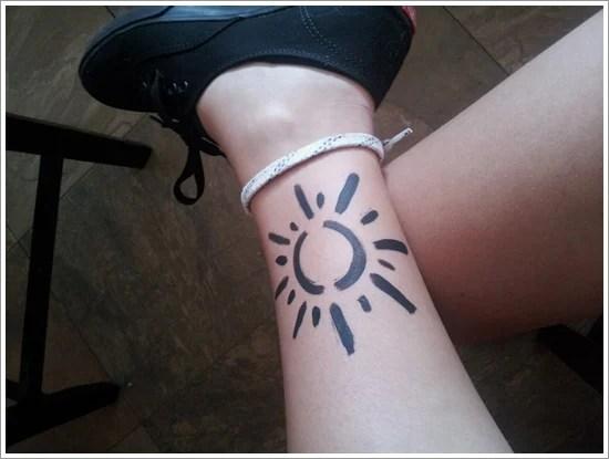 sun Tattoo designs (19)