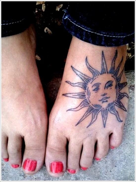 sun Tattoo designs (6)
