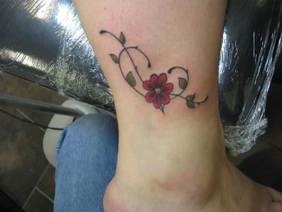 daisy tattoo (13)