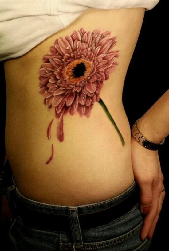daisy tattoo (18)