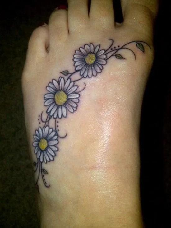 daisy tattoo (20)