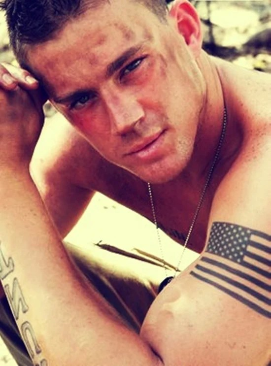 american flag tattoo (13)