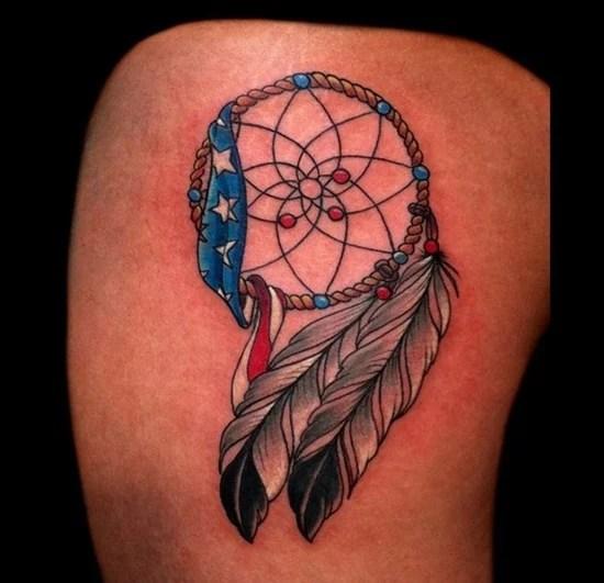 american flag tattoo (5)