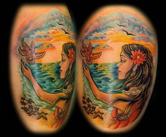 starfish tattoo (11)
