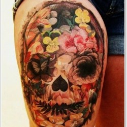 5a39951054c49 All Tattoo Design: 42 Dramatic Mexican Tattoos: A Glimpse Into The