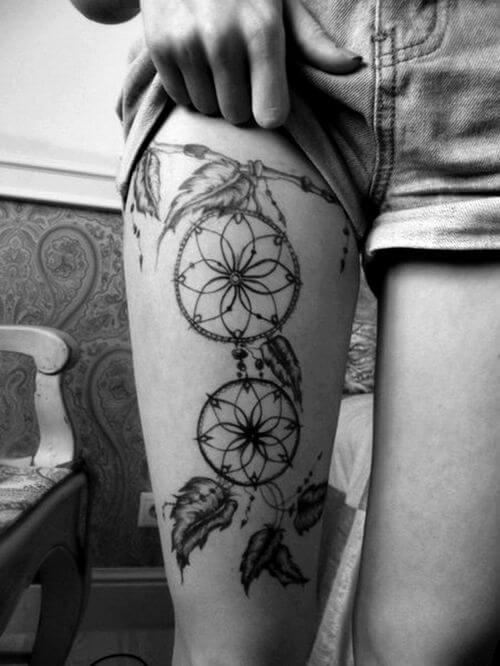 dream-catcher-tattoos-11