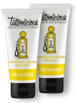 Tattoolicious crema mantenimento tatuaggi