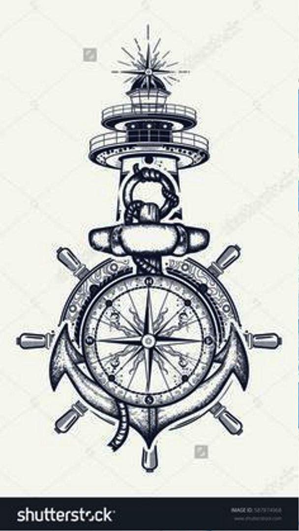 TattooMix Dövmecim çapa anchor dövmeleri (5)