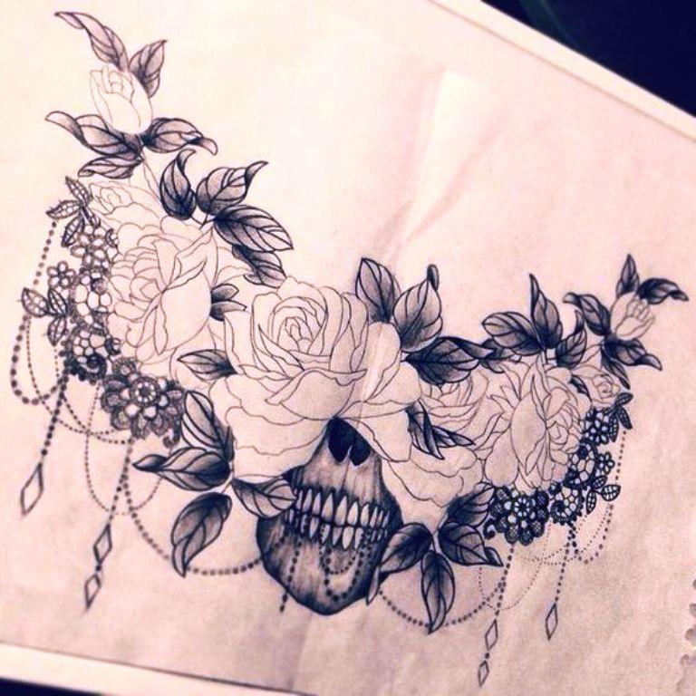 TattooMix Dövmecim göğüs dövmeleri (2)