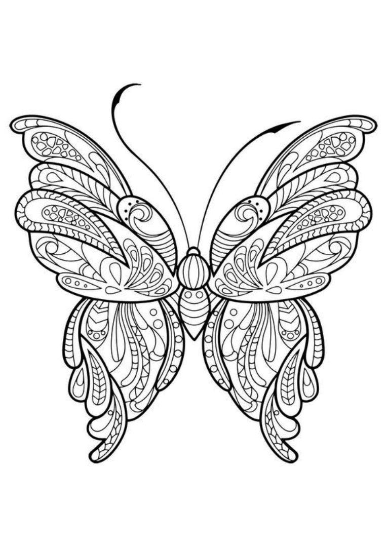 TattooMix Dövmecim kelebek dövmeleri (4)