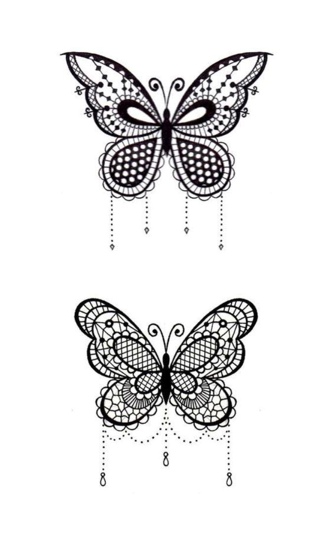 TattooMix Dövmecim kelebek dövmeleri (7)