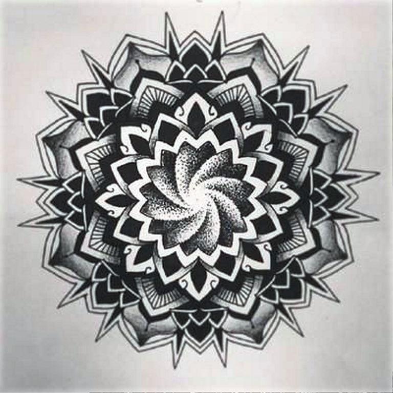 TattooMix Dövmecim mandala dövmeleri (10)