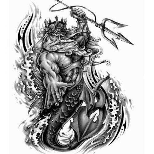 TattooMix Dövmecim mitolojik dövmeler (12)