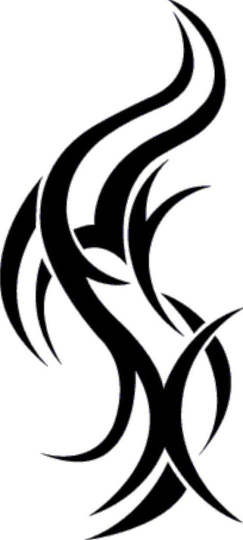TattooMix Dövmecim tribal dövmeler (3)