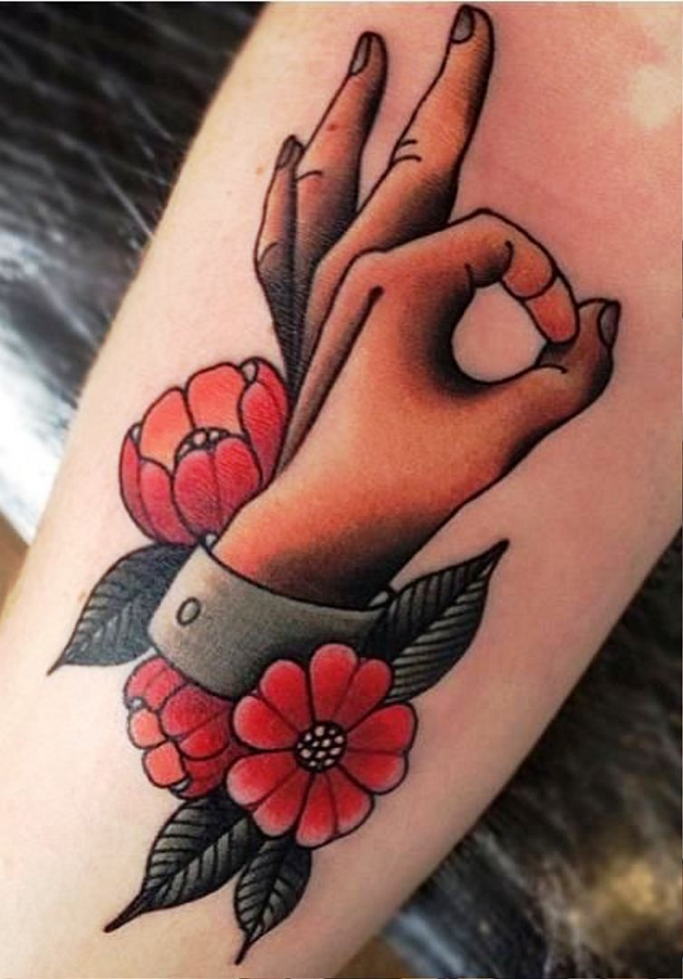 TattooMix Dövmecimgeleneksel old school dövmeleri (3)