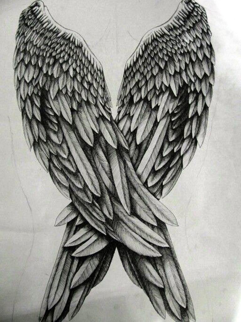 TattooMix Dövmecimkanat dövmeleri (12)