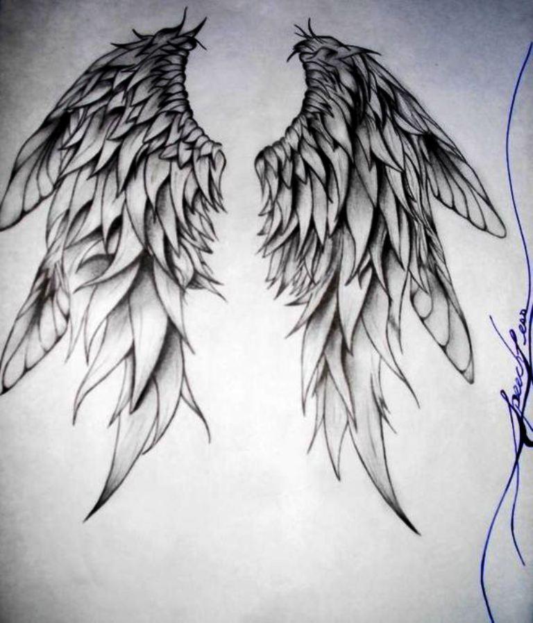 TattooMix Dövmecimkanat dövmeleri (9)