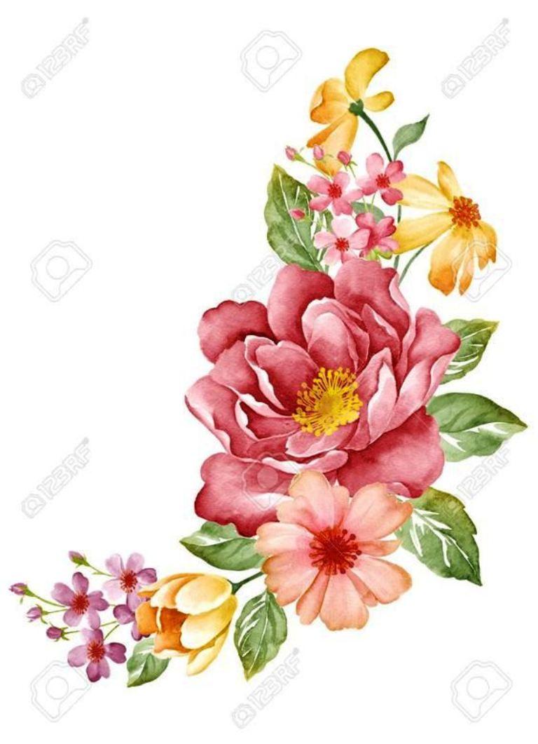tattoo mix dövmecim çiçek dövmeleri (2)