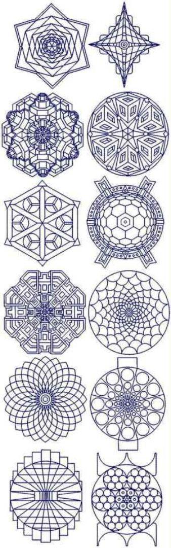 tattoo mix dövmecim geometrik dövmeler (1)
