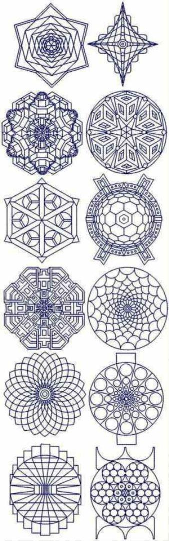 tattoo mix dövmecim geometrik dövmeler (6)
