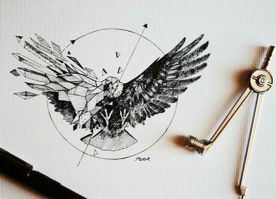 tattoo mix dövmecim kartal dövmeleri (16)