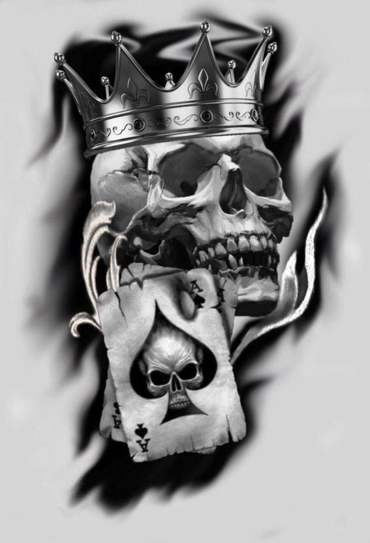 tattoo mix dövmecim kurukafa skull dövmeleri (7)