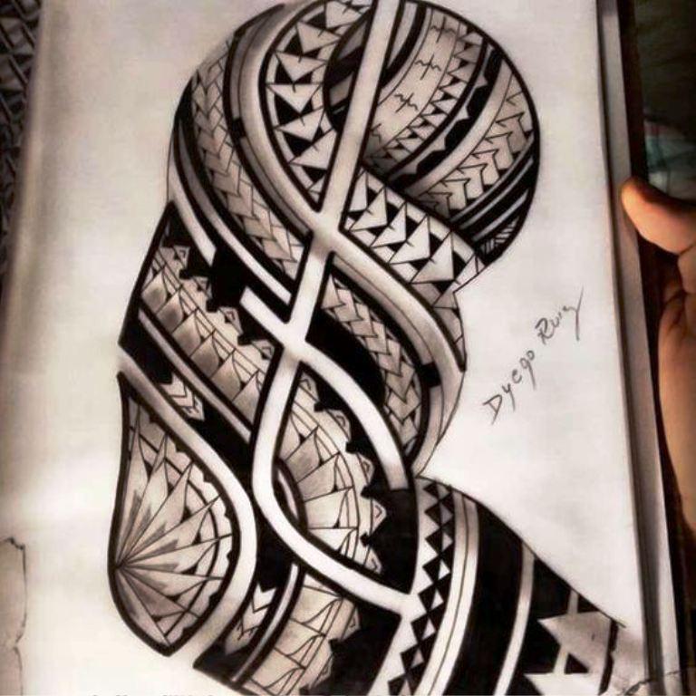 tattoo mix dövmecim maori dövmeler (10)
