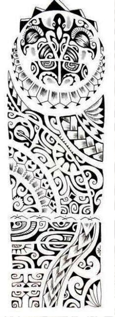 tattoo mix dövmecim maori dövmeler (14)