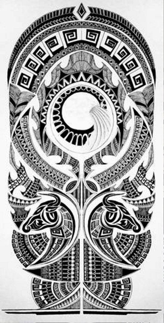 tattoo mix dövmecim maori dövmeler (5)
