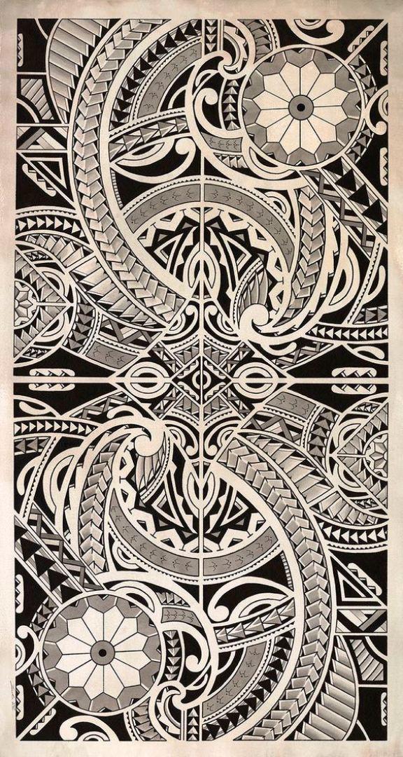 tattoo mix dövmecim maori dövmeler (7)