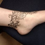 68 Cute Ankle Tattoos