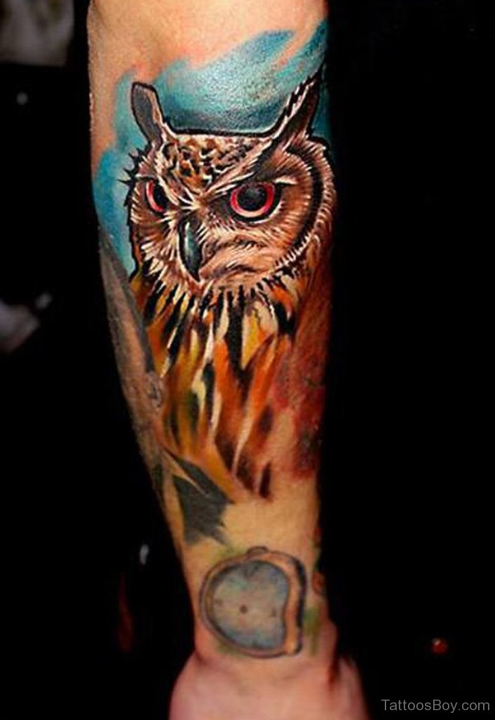 Owl Tattoos Tattoo Designs Tattoo Pictures Page 27