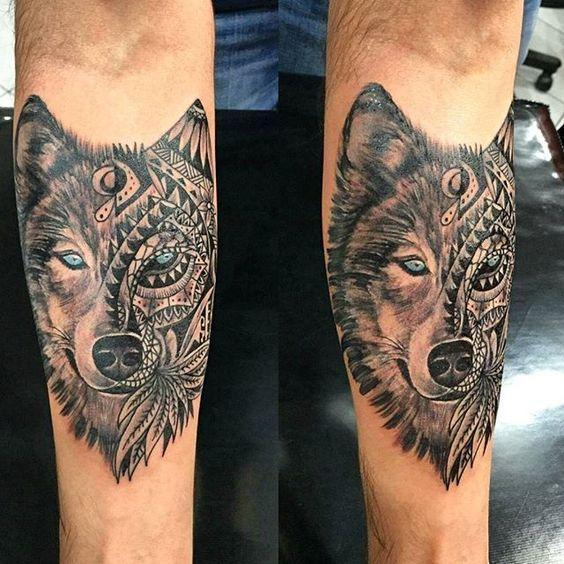 Best Wolf Tattoos Designs 19