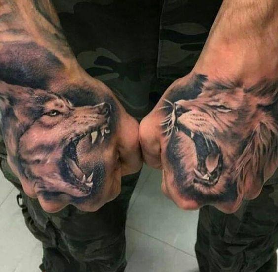 Best Wolf Tattoos Designs 31