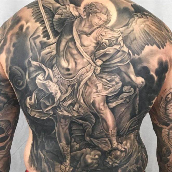 150 Best Angel Tattoo Design Ideas Trending This Year ...