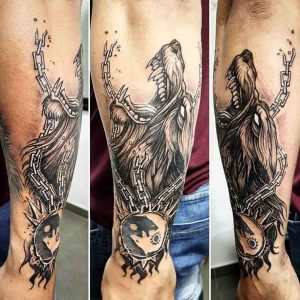 Ultimate Fenrir Tattoo Collection 30 Fenrir Tattoo Designs Ideas And Meanings Tattoos Designs