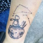25 Capricorn Constellation Tattoo Designs, Ideas and Meanings for Zodiac Lovers