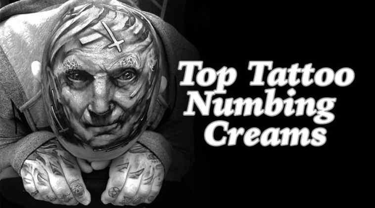 Best Tattoo Numbing Creams & Sprays 2019