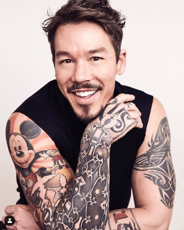 Stories and Meanings behind David Bromstad's Tattoos | David Bromstad's Tattoo Collection