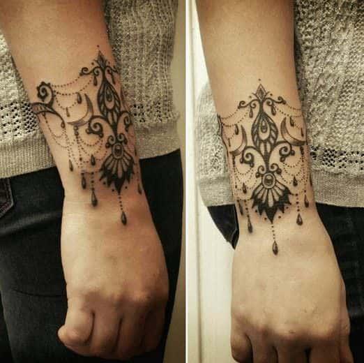 Wrist Tattoo Pain