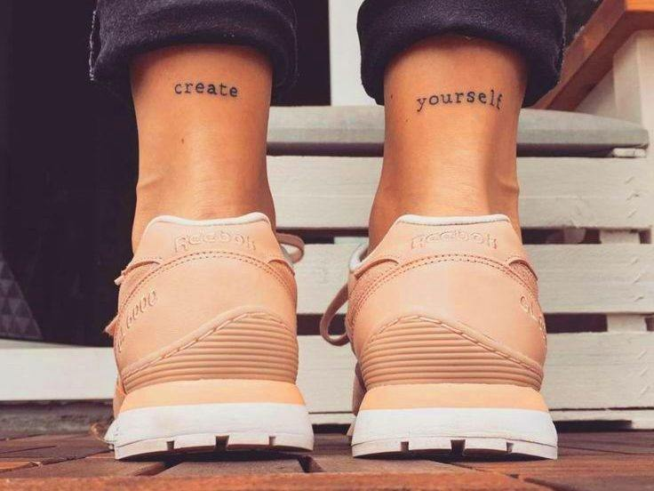 100 Cool Tattoo Designs For Your Ankles Tattoos Designs