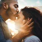 Kiss on the forehead: what does it mean?