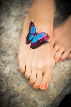 What Does Butterfly Tattoo Mean 45 Ideas And Designs