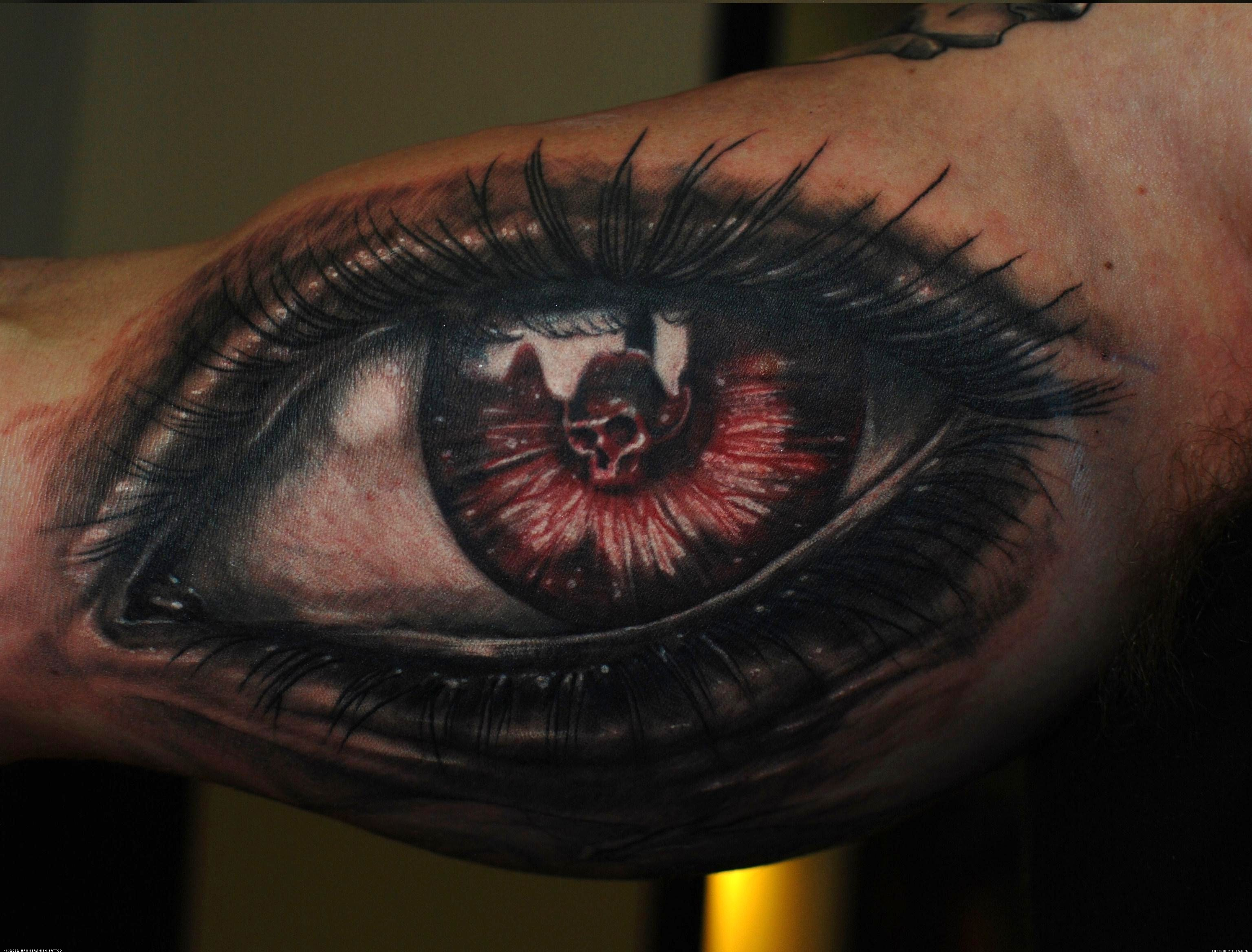 Eye Tattoos Designs Ideas And Meaning