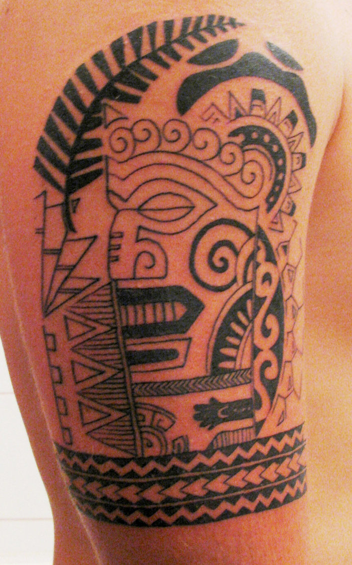 And Meanings Maori Symbols Tattoo