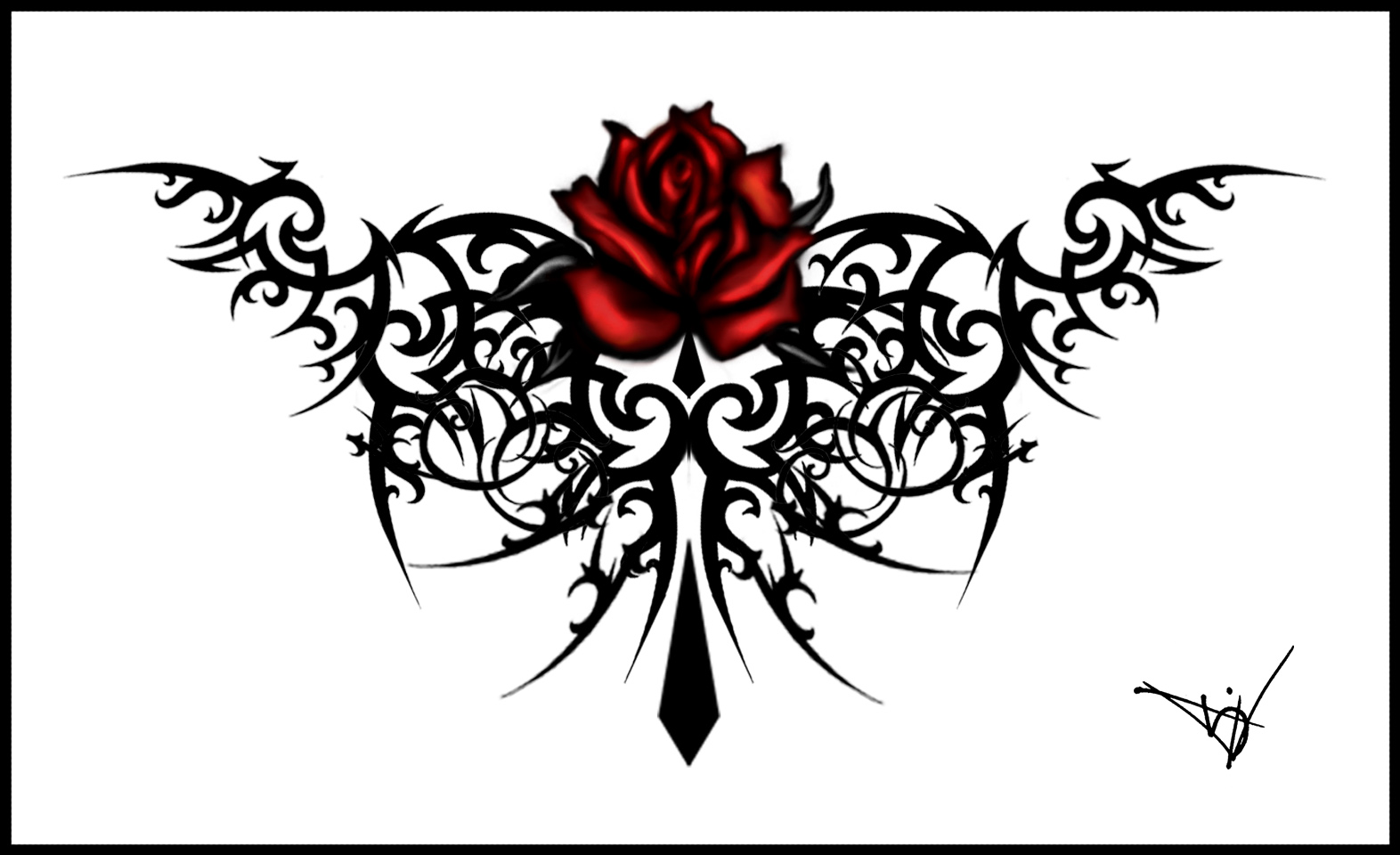 Rose Tattoos Designs Ideas And Meaning
